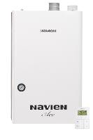 Газовый котел Navien Ace 13A ATMO, двухк. + жк-пульт