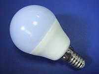 LED лампа ШАРИК EPISTAR E14 6W 570lm нейтральный свет