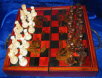 Шахматы Антик подарочные