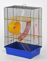Лори Клетка для грызунов Хомяк 4 цинк