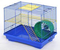 Лори Клетка для грызунов Хомяк 2 цинк