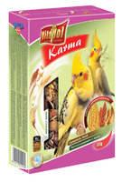 Vitapol Корм для средних попугаев 500 гр.