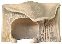 Декор для террариума Природа Грот угловой маленький 14*20см
