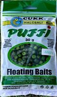 Наживка рыболовная плавающие воздушное тесто CUKK PUFFY  АНИС миди (7 - 8 мм)