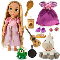 Disney Animators' Collection - набір із Рапунцель (Disney - Rapunzel, кукла Рапунцель)