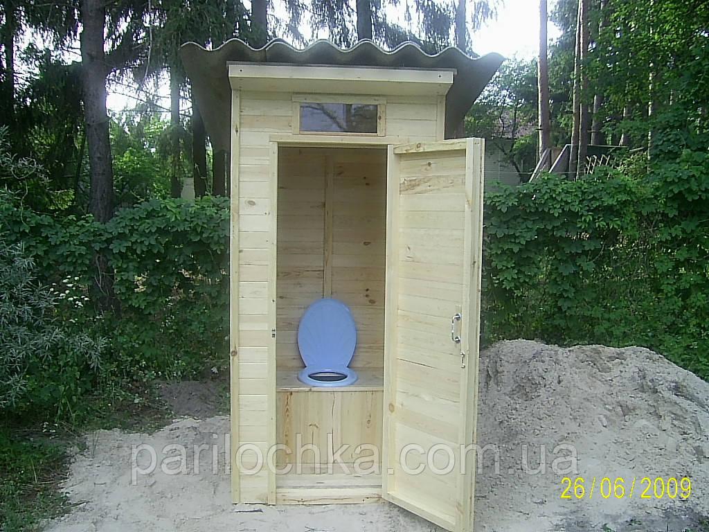 Фото туалетов для дачи из дерева своими руками 93