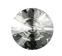 Пуговицы Swarovski 3015 Black Diamond ss 16