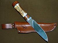 """Нож ручного изготовления """"Рысь"""". Авторской работы."""