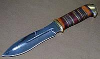 """Нож ручного изготовления """"Хищник"""". Авторской работы."""