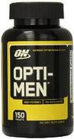 Витамины для мужчин Opti-Men 150 таб