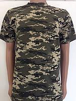 """Армейские футболки  """"Пиксель Пограничник"""""""