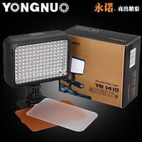 Накамерный видео свет Yongnuo YN-1410