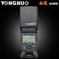 Автоматическая накамерная фотовспышка Yongnuo YN-568IIEX для Canon вспышка YN568II