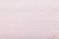 Гофрированная бумага (креп) Cartotecnica Rossi Light Pink № 579 Италия