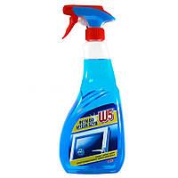 Средство для мытья окон и зеркал W5  1 л