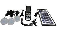 Аккумулятор GDLITE GD-8017А для освещения и зарядки мобильных устройств ZMX