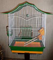 Клетка для попугая (47х30х62см)