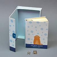 """Блокнот с замком """"Secret Book"""" TB144, фото 1"""