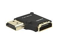 Угловой HDMI порт - адаптер  270 градусов