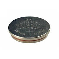Батарейка дисковая литиевая RENATA CR2450N (1BL)