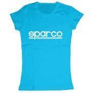 Женская футболка модная с принтом Sparco