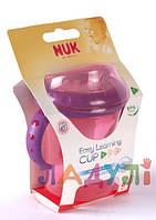 Обучающая чашка-поильник нук NUK 1 Easy Learning с мягкой насадкой для питья