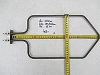Тен для духовки 1 кВт 400x200 мм