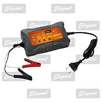 Импульсное зарядное устройство Elegant Compact 6/12 В, 4А для авто и мото аккумулятора  EL 100 420