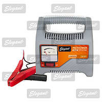 Зарядное устройство Elegant Plus 12 В, 6А для автомобильного аккумулятора и мотоцикла EL 100 440