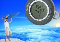 Компас цифровой высокоточный с часами SR104N