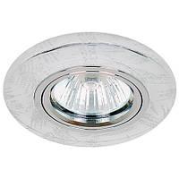 Встраиваемый светильник Feron 8686-2, с LED подсветкой