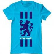 Мужская футболка модная с принтом Chelsea FC