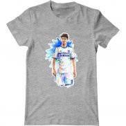 Мужская футболка модная с принтом Chelsea fc art