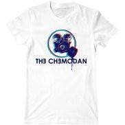 Мужская футболка модная с принтом THE CHEMODAN