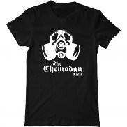 Мужская футболка модная с принтом The Chemodan Clan