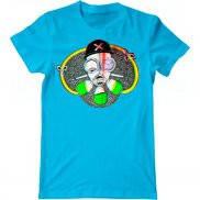 Мужская футболка модная с принтом The chemodan clan 12.02.12