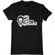 Мужская футболка модная с принтом Brick Bazuka