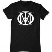Мужская футболка модная с принтом Dream Theater