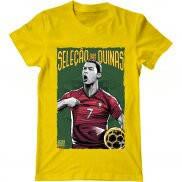 Мужская футболка модная с принтом Сборная Португалии