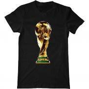 Мужская футболка модная с принтом Кубок Мира