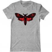 Мужская футболка летняя с принтом Лил Вэйн бабочка
