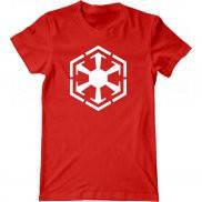Мужская футболка с принтом Star Wars Empire