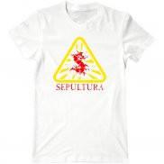 Мужская футболка с принтом Sepultura