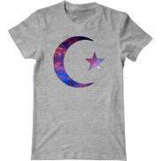 Мужская футболка с принтом Islam