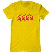 Мужская футболка с принтом USSR