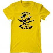 Мужская футболка с принтом AIRSOFT AIRHARD