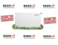 Cтальные радиаторы RADO 500x800 тип 22 Идеальное сочетание Цена-Качество !!!!
