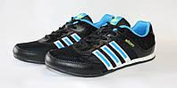 Мужские кроссовки  Adidas сетка (adizero)