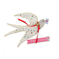 Нож для вырубки Sizzix Bigz Die - Flying Bird, 660259
