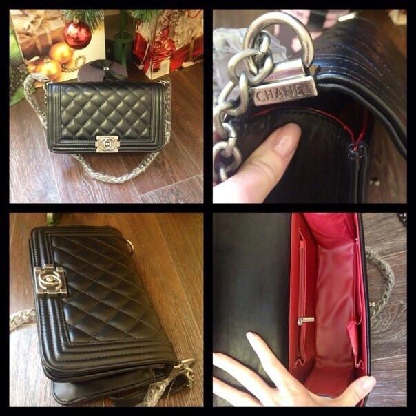 Клатч Шанель Chanel: купить клатчи копии недорого в